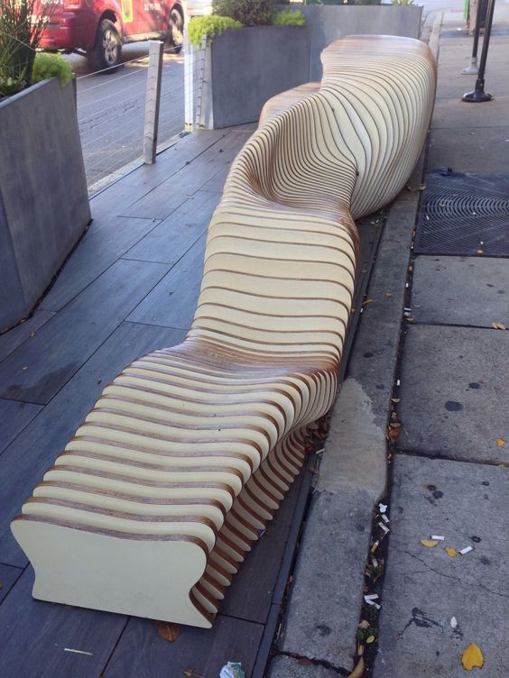 Alewife Station Sculpture Bench Google Search Urban Creativity Bench Seating Area