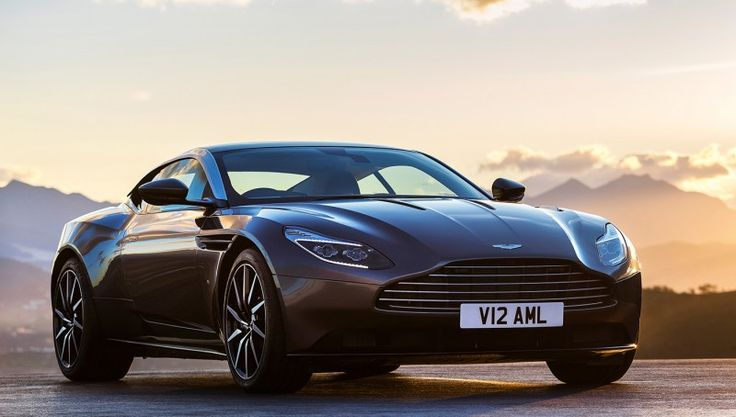 The New Aston Martin DB11 Might Be More Car Than Even James Bond Could Handle