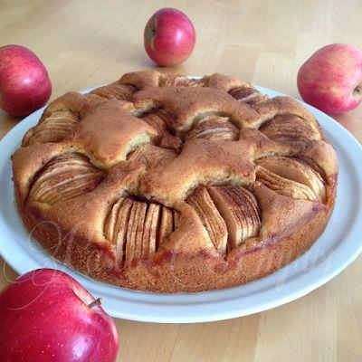 Pasta Diyarı: Elmalı Kek