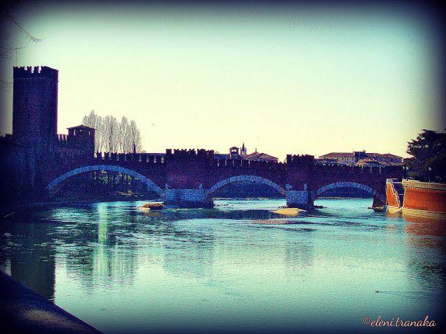Ελένη Τράνακα: Ιταλία, Βερόνα - Italy, Verona