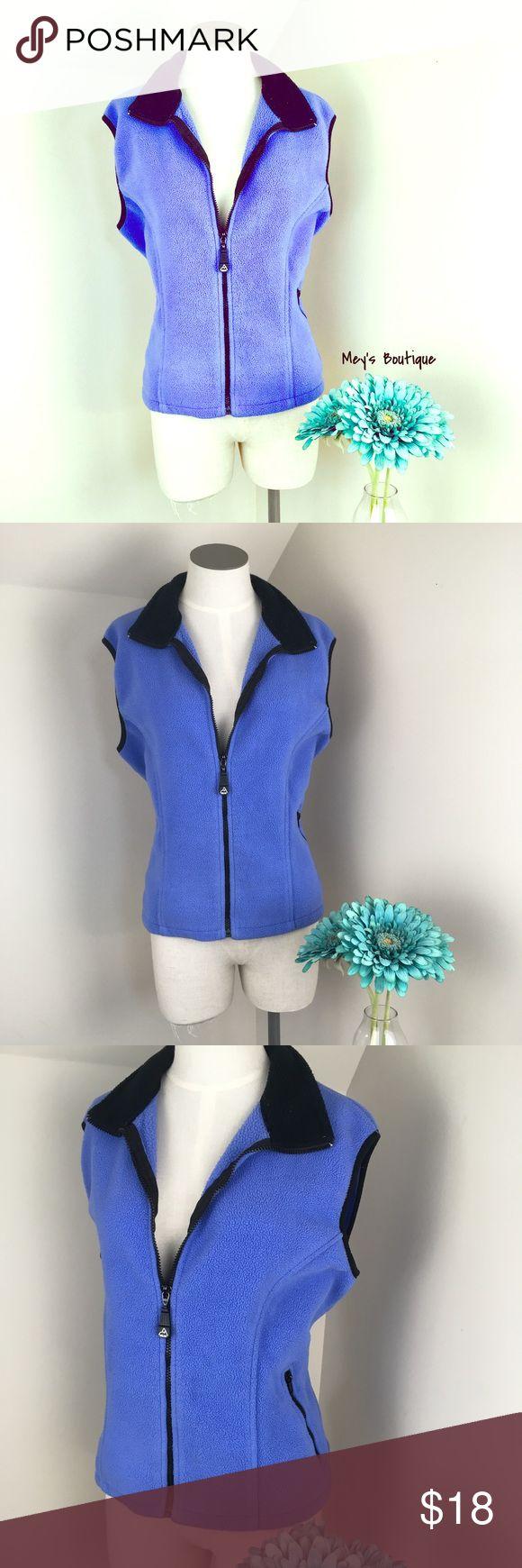 avalanche performance blue warm vest