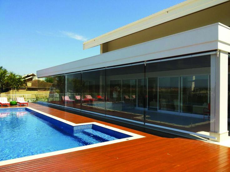 Las 25 mejores ideas sobre toldo vertical en pinterest - Toldos verticales para exterior ...