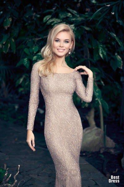 Vestidos largos de moda : Elegantes vestidos para fiesta