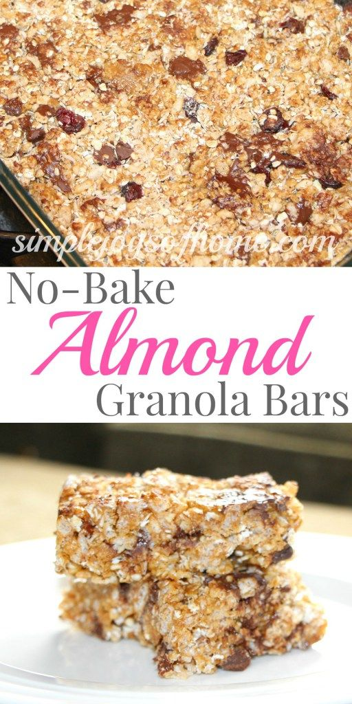 1000+ images about Healthy Snacks on Pinterest | Granola ...