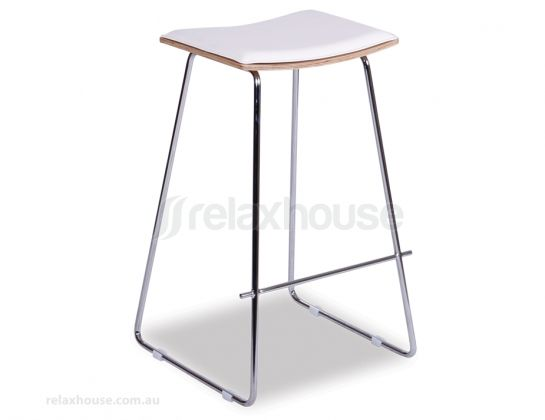 Yvonne Potter Carina Y Design timber bar stool - replica - from Relax House