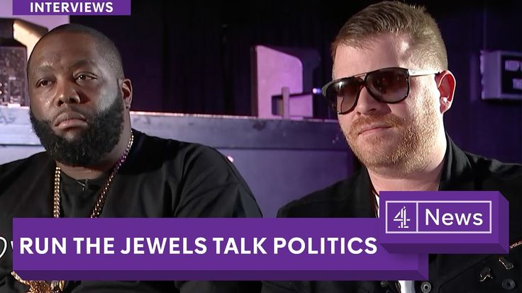 Run the Jewels interview (2017): Donald Trump's meeting with Kanye West,...