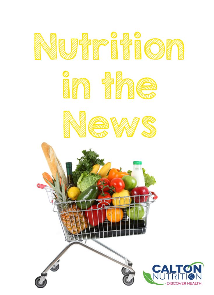 Nutrition in the News