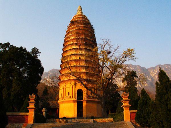 Resultado de imagem para Torre Songyue