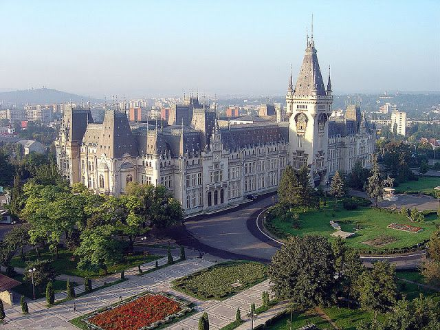 EconBooking.com: Palace of Culture Iasi Romania