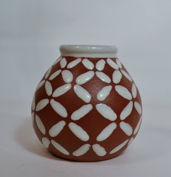 Charming Vintage Small Vase by Joska of Denmark by tandemantiques, $28.00