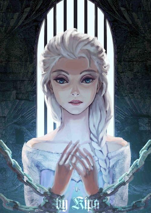 Disney相關Frozen by Kipa on pixiv