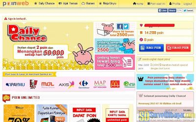 Review PoinWeb Situs Online Survey Dibayar Voucher, Pulsa Dan Transfer Bank | SurveiDibayar.com
