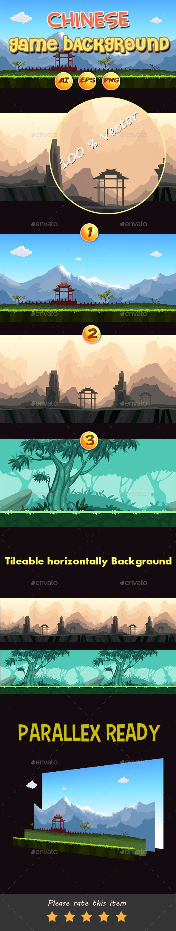 Chinese Game Background Download here: https://graphicriver.net/item/chinese-game-background/11825753?ref=KlitVogli