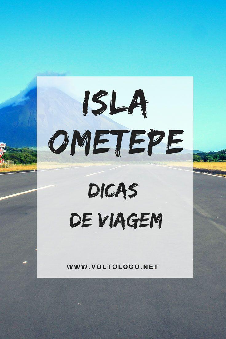 Isla Ometepe, na Nicarágua: Dicas de viagem, turismo e mochilão. Descubra como chegar, onde ficar e o que fazer, principais atrações e pontos turísticos da cidade.