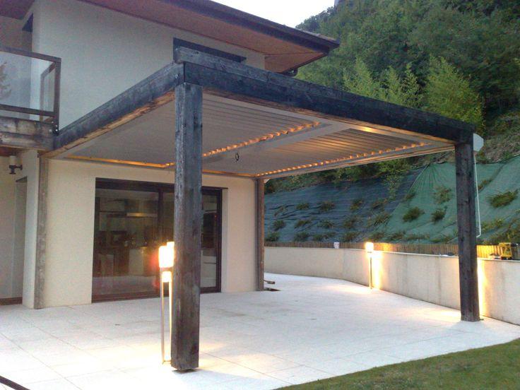 1000 Ideas About Pergola Biossun On Pinterest Pergola Bioclimatique Pergola Aluminium And