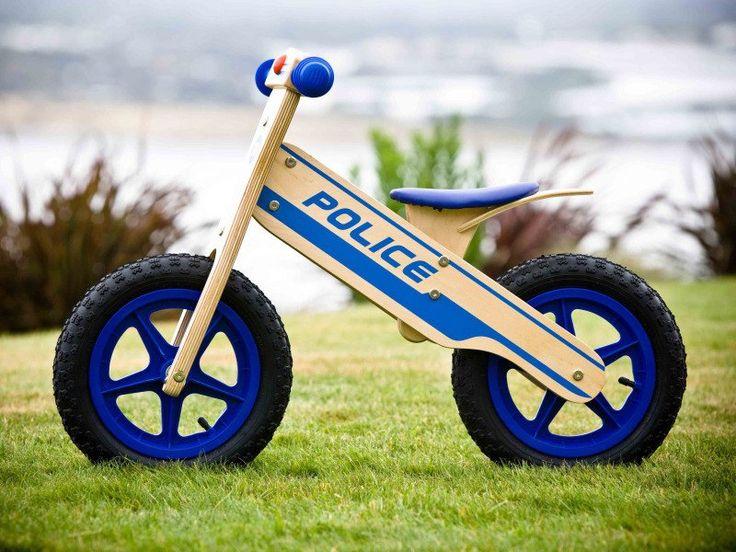 Mocka Police Bike