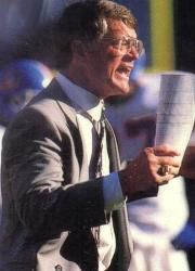 Dan Reeves  Coach 1981-1992, Thank You Dan!