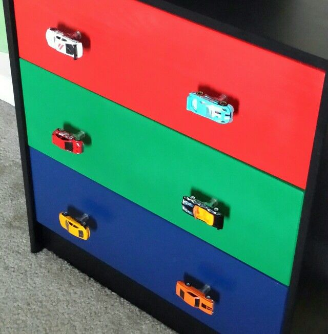 hot wheels drawer pulls room decor made by me pinterest hot