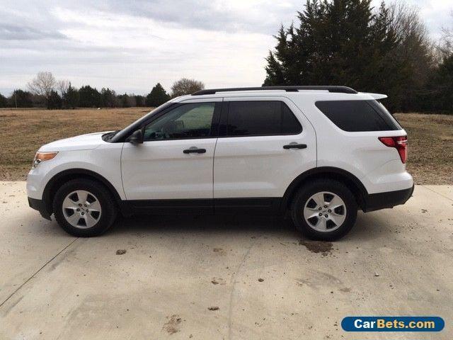 Car For Sale 2014 Ford Explorer