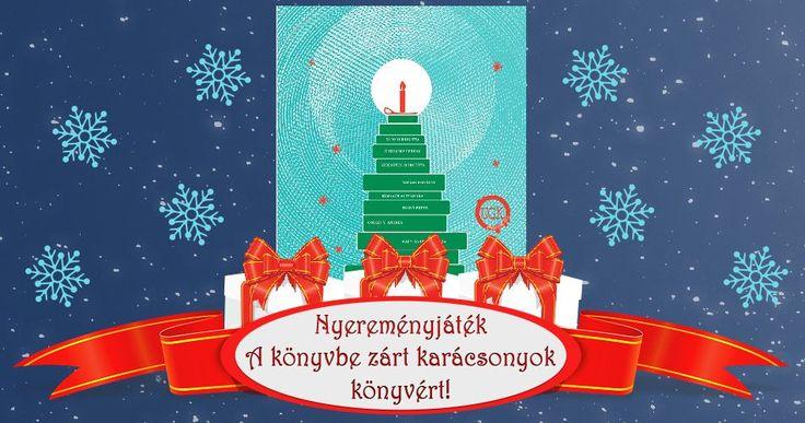 KÖNYVBE ZÁRT KARÁCSONYOK NYEREMÉNYJÁTÉK! Hamarosan itt a karácsony így még eggyel több okunk van olvasni. Mit szólnátok hozzá, ha a karácsonyt összekötnénk a könyvekkel, és azt mondanánk, hogy esélyetek lehet megnyerni egy olyan könyvet, ami tele van ilyen történetekkel? Két napon  keresztül olvashattok a Prológuson a Könyvbe zárt karácsonyok című novelláskötetben található írásokról és a szerzőkről. Kövessetek minket facebookon! https://www.facebook.com/prologus/?fref=ts