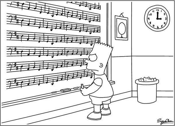 Позвольте быть честным. Мне как среднему композитору весьма лестны эти заочные хвалы в том числе от великих представителей несмежных специальностей. Однако я не могу не понимать, что преклонение идет в основном перед высочайшим профессиональным цензом: в музыке он выше, чем в любом другом искусстве (возможно, кроме балета и архитектуры).  Ценз этот есть не что иное как развитый внутренний слух. Именно на его культивацию уходят 19 лет обучения (обычно, кстати, меньше)...
