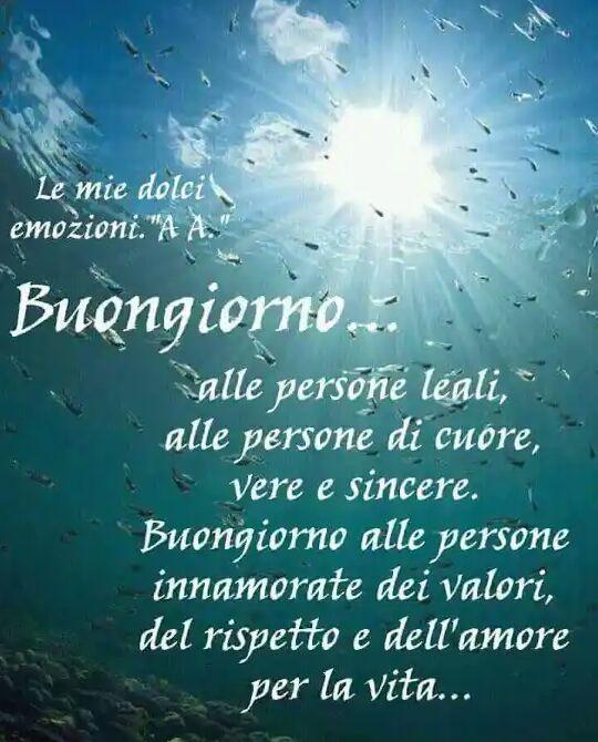 Immagine Del Buongiorno Con Frase Bellissima Buongiorno