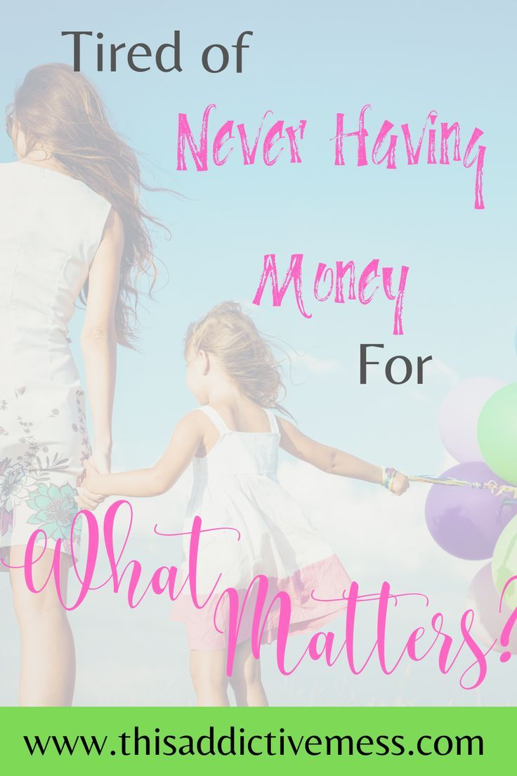 If you have ever felt like you are bad at managing money, or like budgeting is u… – Large Family Finance