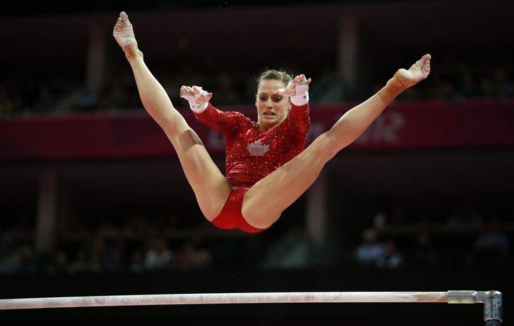 Gymnastics nudeoops Nude Photos