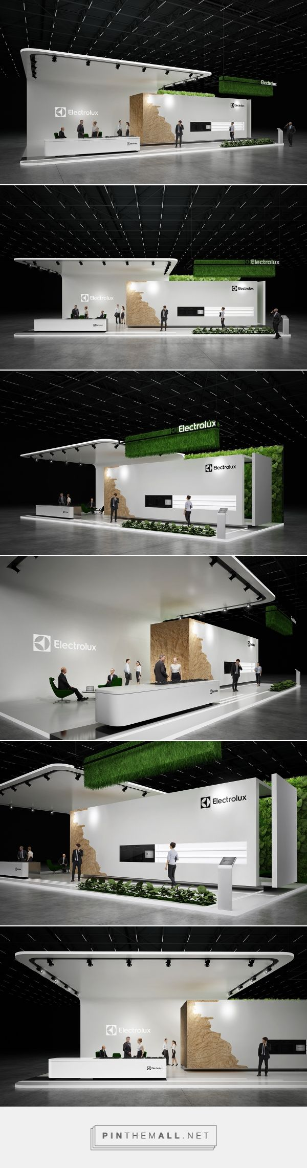 * Electrolux * exhibition stand * on Behance - created on 2016-10-20 12:31:17