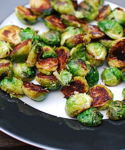 How to get perfect, golden-brown brussell sprouts every time