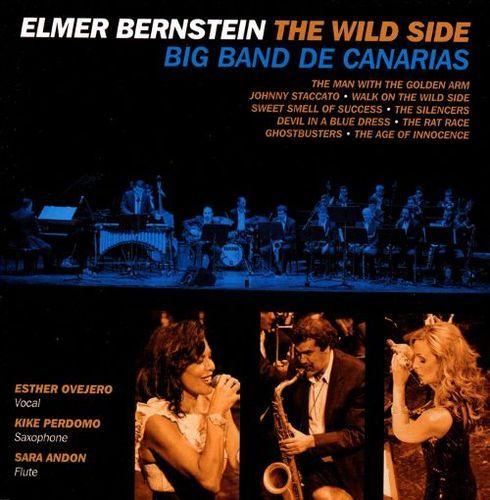 Elmer Bernstein: The Wild Side [CD]