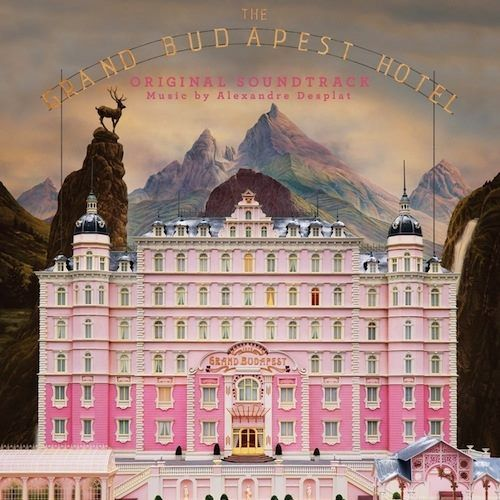 The Grand Budapest Hotel - Soundtrack (OST) (full official album stream)