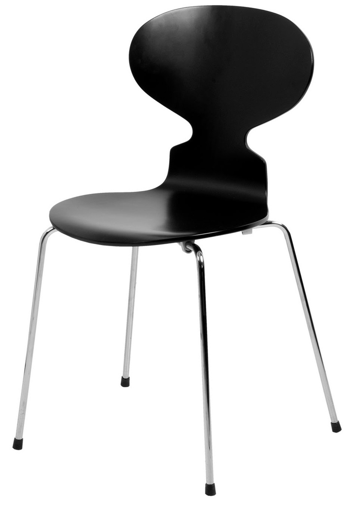 Arne Jacobsen Style Ant Chair