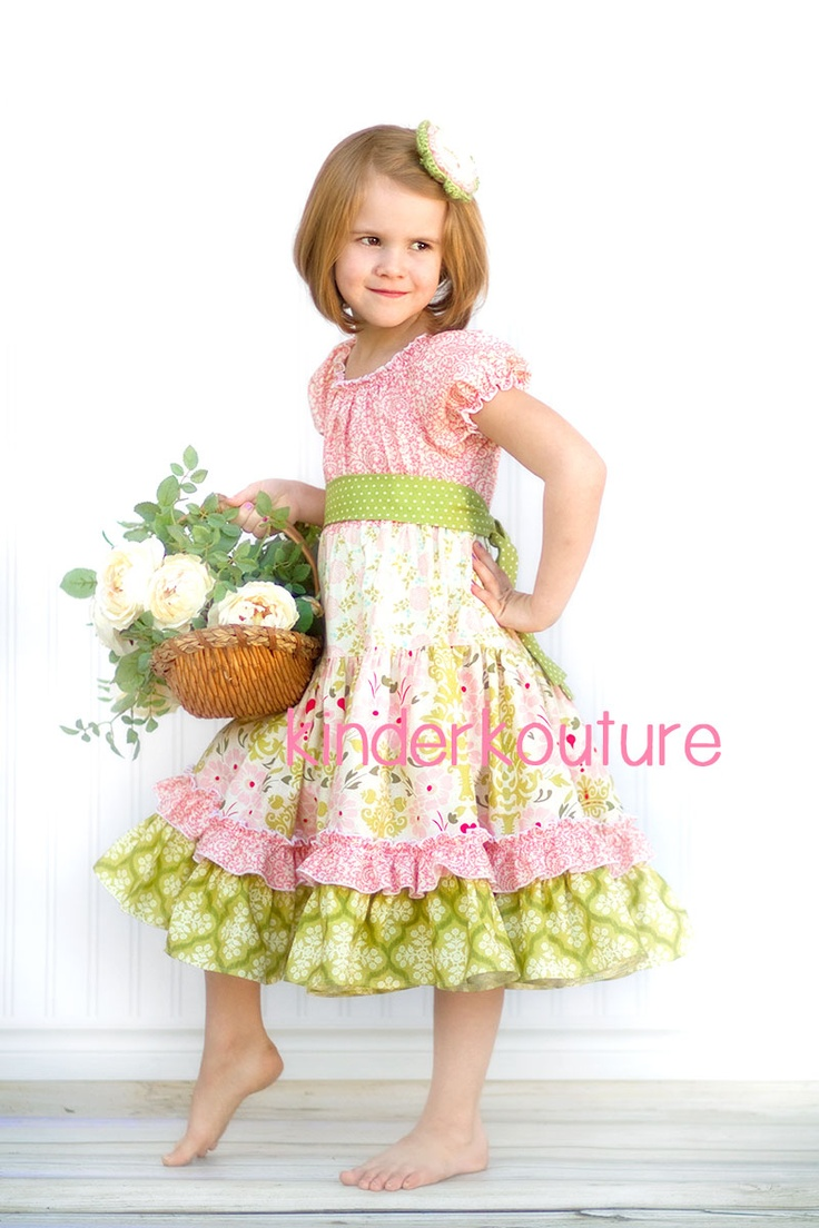 PreciousGirls Easter Dresseslittle