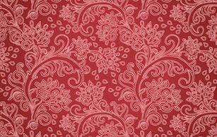 Patterns - Retro Floral Pattern