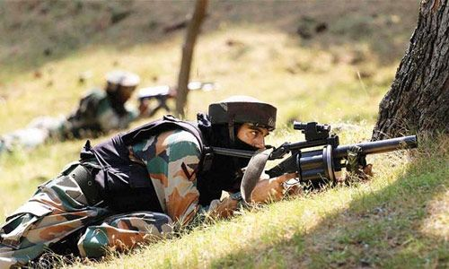 Jammu and Kashmir: Indian Army to go full throttle against militants