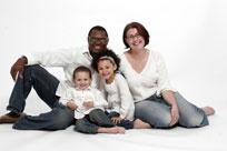 studio family portrait ideas