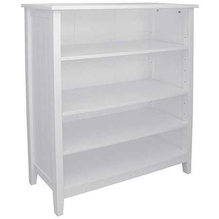Kids Caboodle Glacier 4 Tier Bookcase