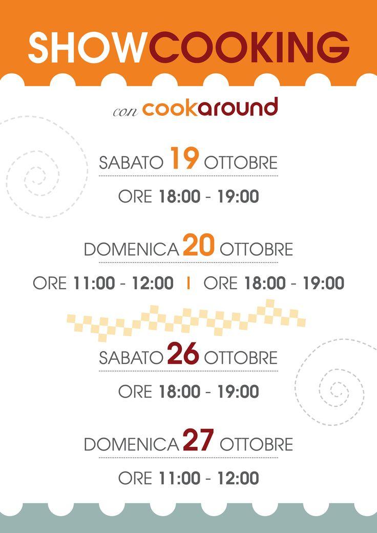 Ricette Low Cost, Show Cooking & Street Cocktail, 19 e 20 ottobre 2013, Arcidosso (GR) - 26 e 27 ottobre 2013. Invito aperto a tutti, non serve prenotazione