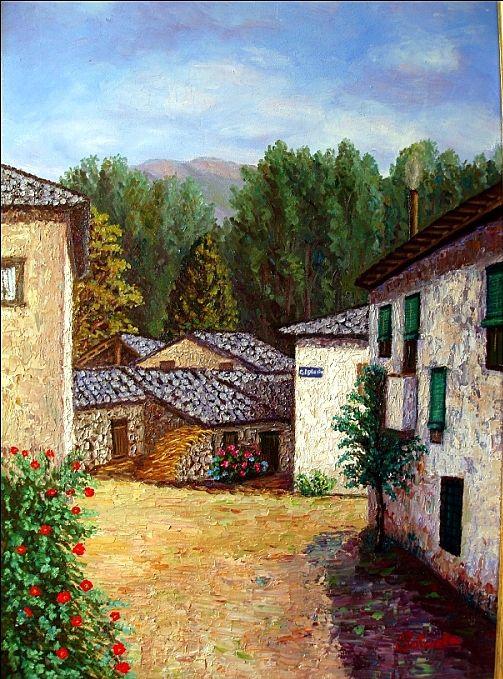 Dehesas el bierzo casas de campo el bierzo le n for Piscina cuadros leon