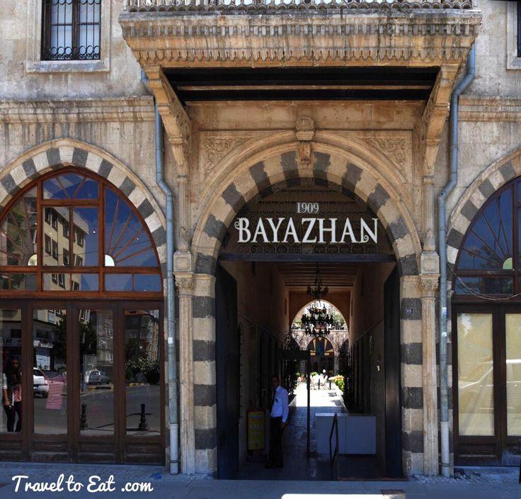 Bayazhan Restaurant. Gaziantep, Turkey