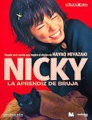 """Película: """"Nicky, la aprendiz de bruja"""""""