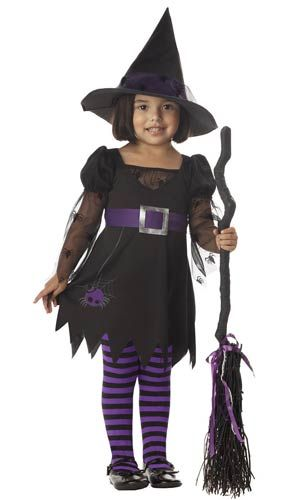 Toddler Little Witch Costume - Witch Costumes