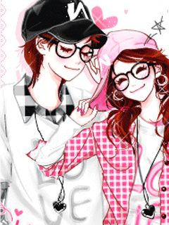 Awesome Enakei Couples Animation Love Cartoon