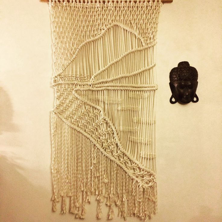 24 best Angie Follensbee-Hall Wall Hangings images on Pinterest ...