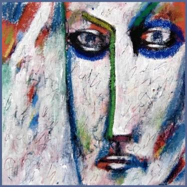 "Saatchi Art Artist Nicola Capone; Painting, ""icon062"" #art"