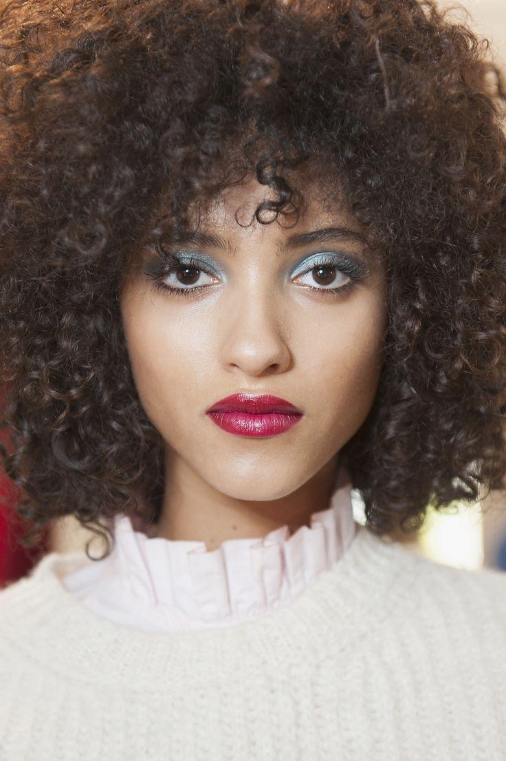 Bold lip and eye - Vanessa Seward