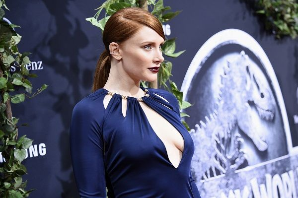 Red-haired actresses Jessica Chastain and Bryce Dallas Howard are often mistaken…
