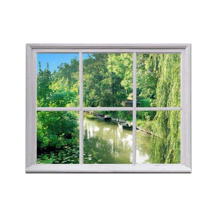 25 best images about false windows on pinterest. Black Bedroom Furniture Sets. Home Design Ideas