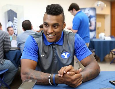BYU football: Michael Davis embracing his role, excited about the defensive changes | Deseret News
